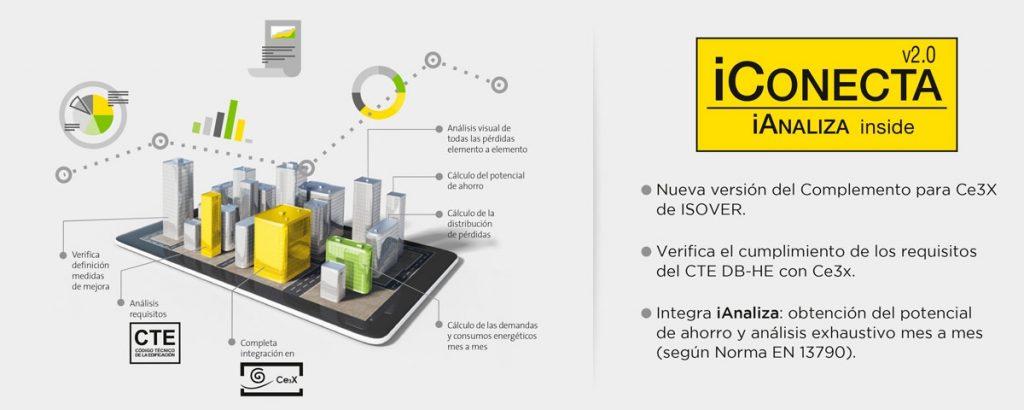 iCONECTA: soluciones gráficas e información para el CTE