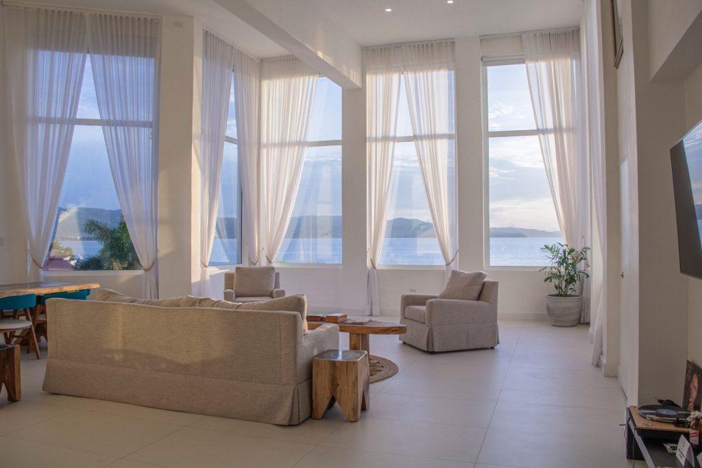 Cómo este hotel se convirtió en un paraíso gracias a Dekton