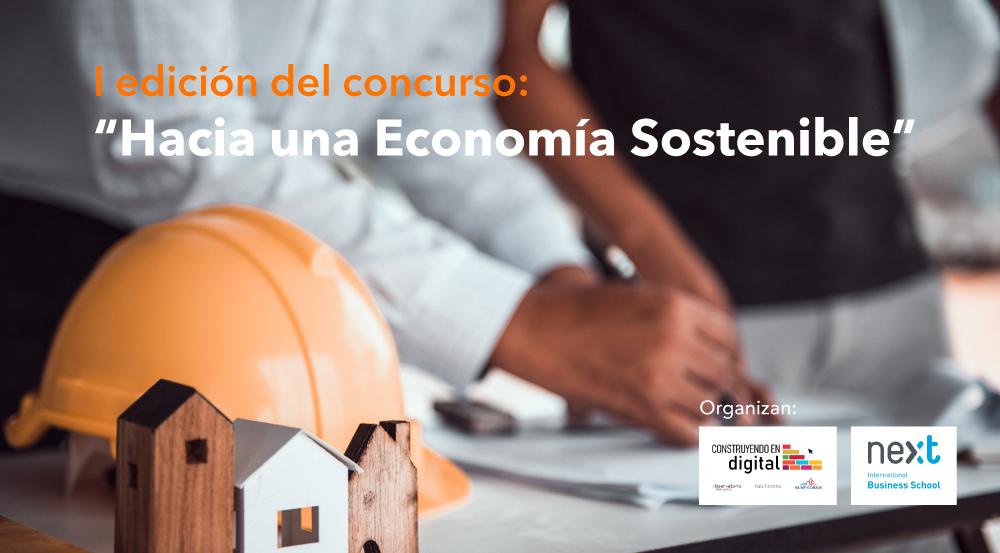 """Participa en el premio """"Hacia una economía sostenible"""""""