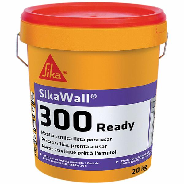 SikaWall-300: lo último para eliminar el gotelé de tus clientes