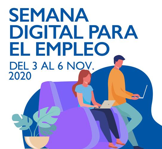 habitissimo participa en la semana digital para el empleo de Madrid