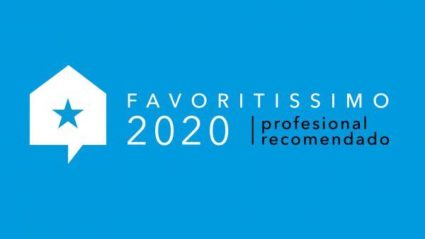 ¡Ya tenemos los ganadores del premio Favoritissimo 2020!