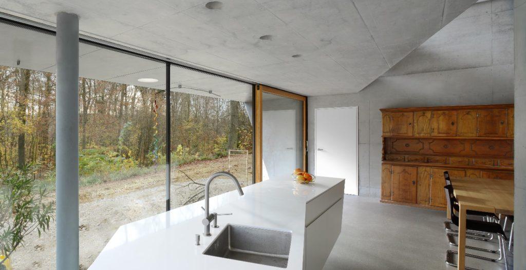 Casa Forest: un proyecto en sintonía con la naturaleza gracias a Cosentino