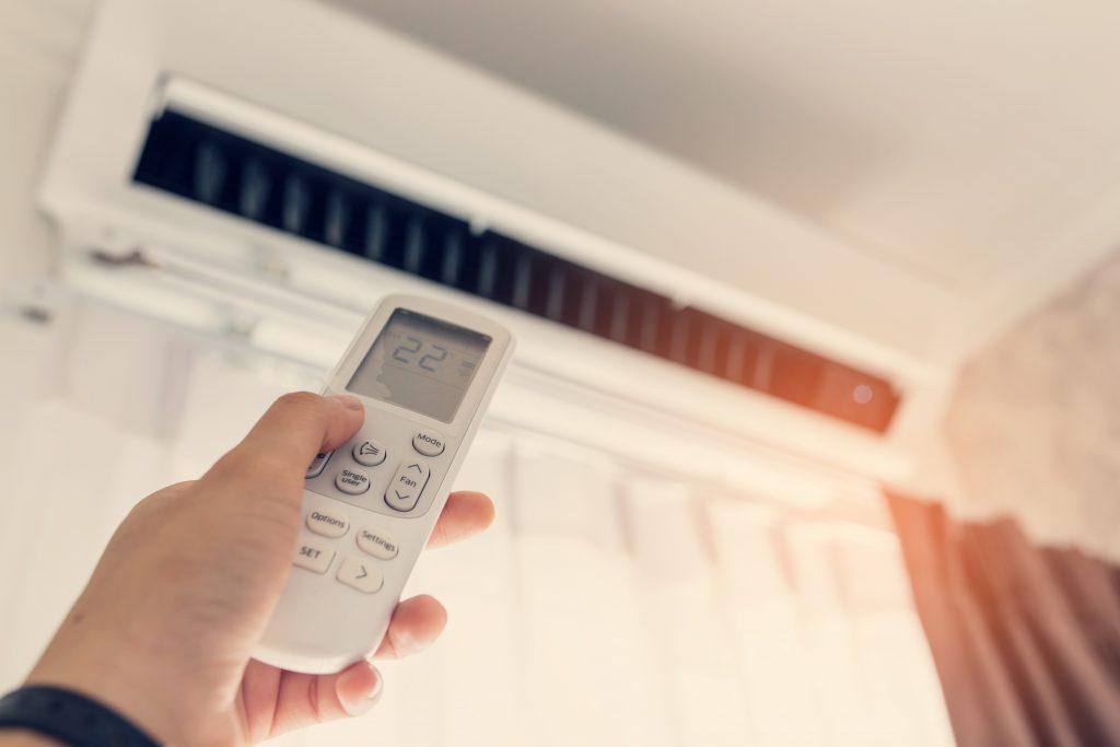Las solicitudes de instalación de aire acondicionado aumentan casi un 75% respecto a abril de 2019