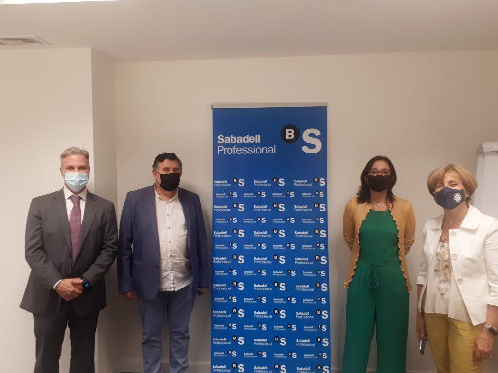 CNI y BANCO SABADELL firman un acuerdo para complementar fondos europeos