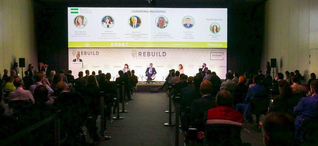 Te invitamos a REBUILD 2021, el evento del año para el sector